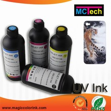 Tattoo Glow in the dark Ultraviolet Digital UV Ink for mimaki ujf-3042 flatbed printer