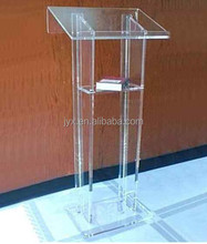 Clear acrylic podium Pulpit Lectern