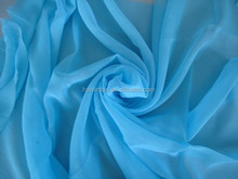 100% Polyester Spun voile fabric ready for scarf print/PFP polyester spun voile prepared for sublimation print