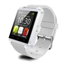 MTK6261 Touch Screen u8 smartwatch high quality bluetooth mobile watch phones