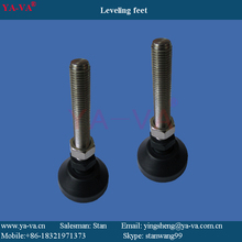 plastic ball feet,Plastic ball adjustable feet, conveyor feet
