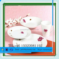 Factory directly round shape design dinner set,dinnerware,tableware,ceramicware,porcelain ware