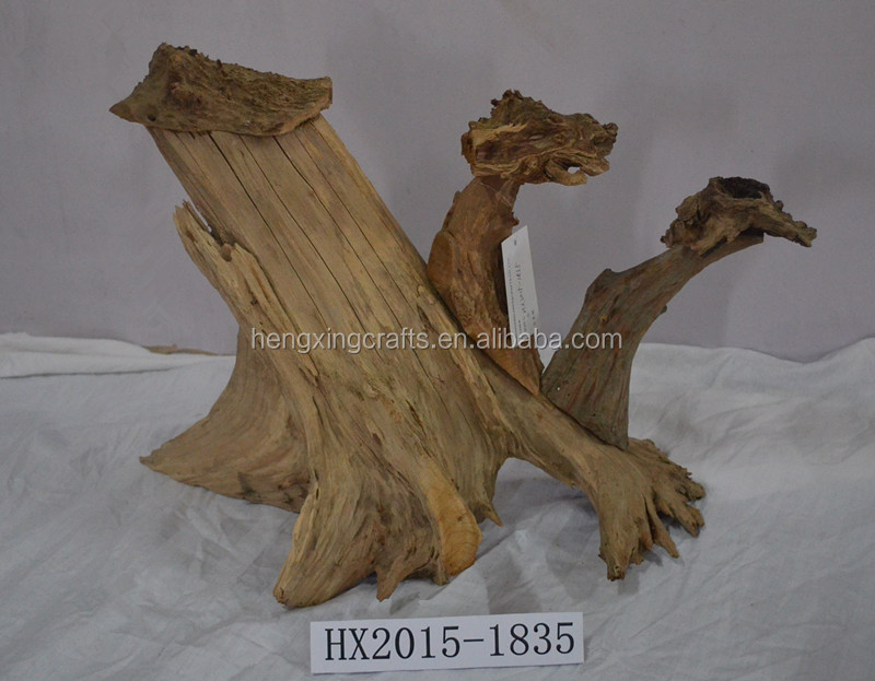 Wood Root Carving Natural Wood Crafts For Home Decor