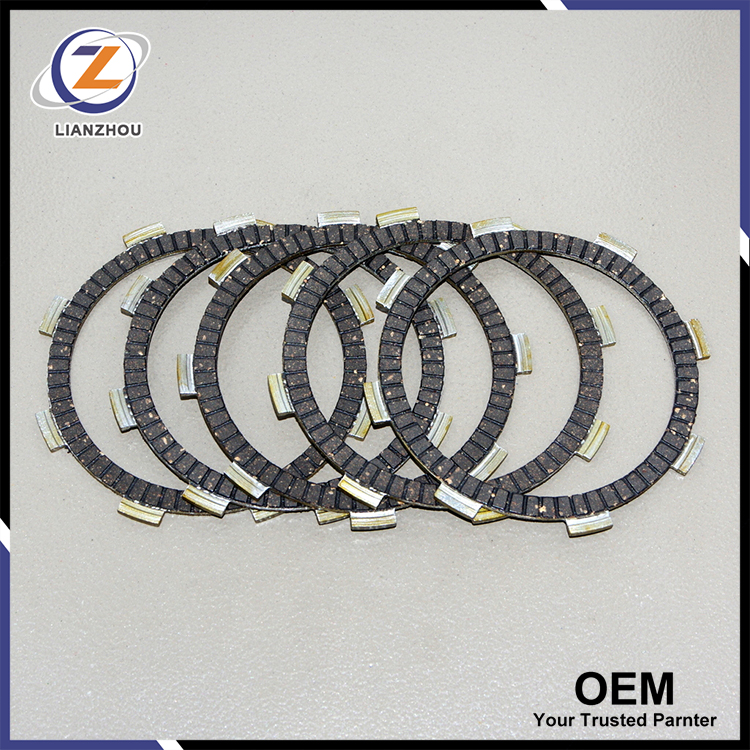 OEM CG125 motorcycle clutch plate and electric clutch