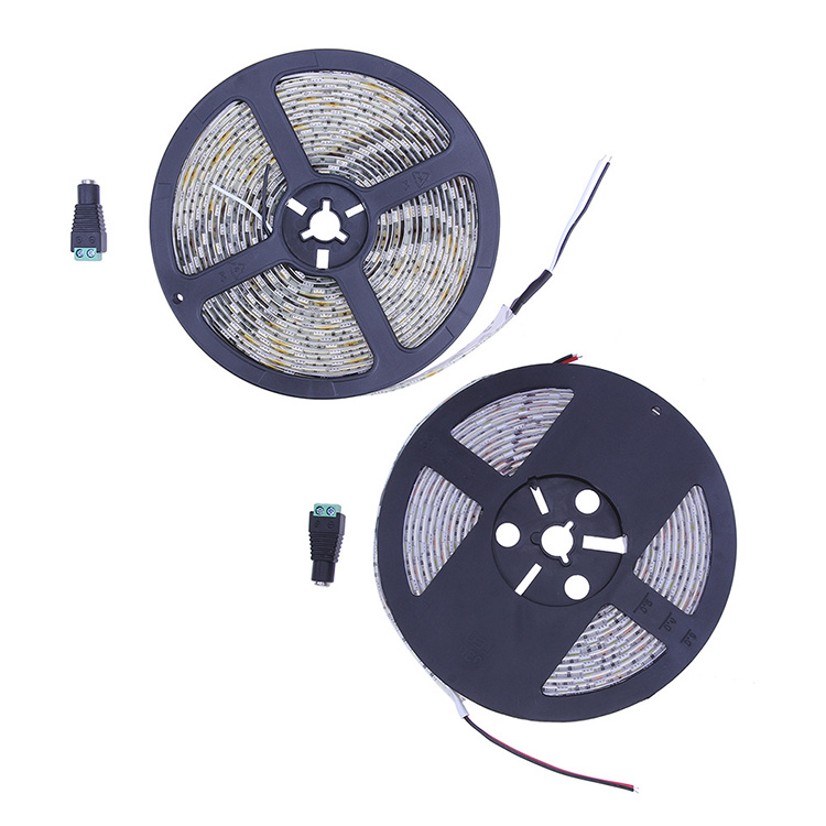Programmable Magic smd 3014 5050 RGB led strip blister packing low voltage 12v 3528 blue led strip 60 leds/<strong>m</strong>