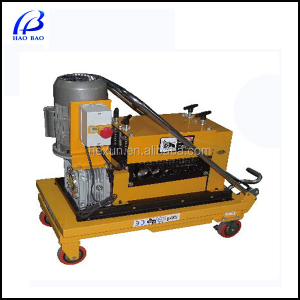 HW-50B super enamelled copper wire machine, copper wire cable peeling machine,electrical wire stripper