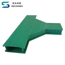 Outdoor FRP Perforated Cable Tray With Cover made in China