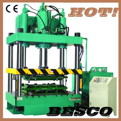 hydraulic press for fabrication ,hydraulic press for extrusion