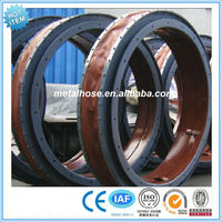 Round fiber compensator/Fabric Expansion Joint/Round fabric compensator