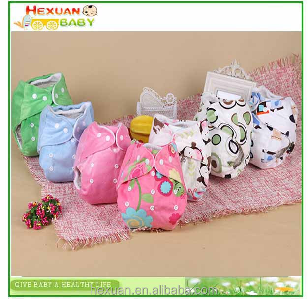 new baby products printed cloth diapers high absorption disposable baby diapers