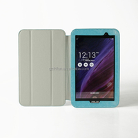 Protective beautiful tablet case flip cover for asus