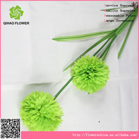 Suppliers wholesale single small size onion grass artificial flower