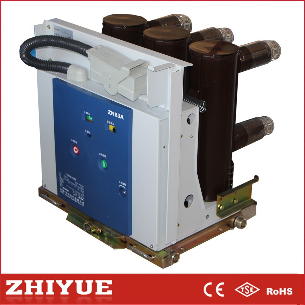 outdoor vacuum circuit breaker with automatic recloser