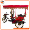 hot sale sightseeing electric rickshaw