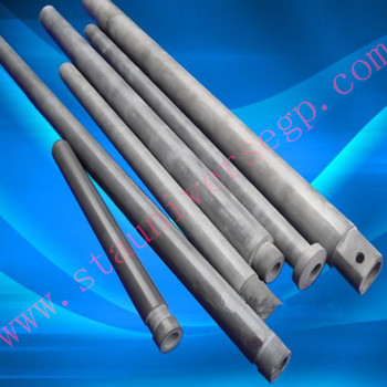 factory price Silicon nitride heating prodection tube Si3N4 tube