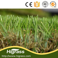Evergreen synthetic decoration artificial carpet grass