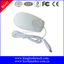 Waterproof Silicone Optical Mouse with Scrolling Touchpad