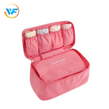 Custom Organizer Portable Makeup Bag Underwear Bra Storage Bag