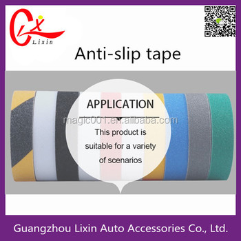 High quality strong adhesive waterproof bath shower warning anti slip tape