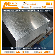 High quality prime dx51d z275 galvanized steel mending plate import from China