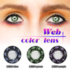 hollywood contact lens coloured contact lenses