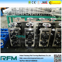 FX roof angle plate making roll forming machine
