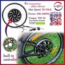 New !!! Magic Pie 4 / Smart pie 4 electric bicycle conversion kit with Vector Controller