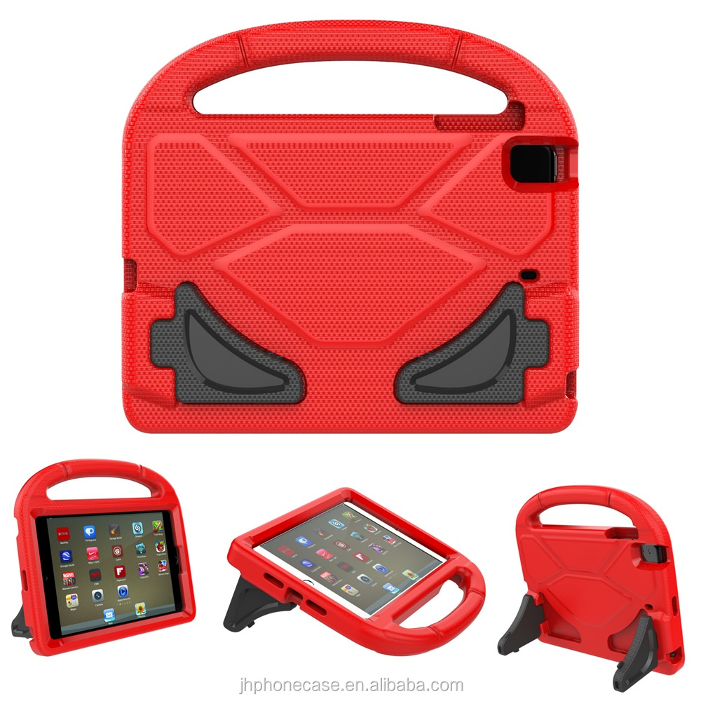 Rugged durable EVA football universal drop proof tablet housing for iPad mini 3 4 5 cartoon case