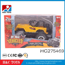 4 channel remote control 2WD off road jeep with music/light for sale HC275469