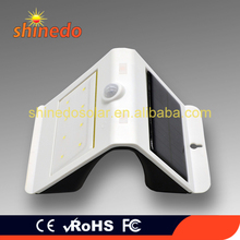 Alibaba Online Sell CE Rohs Smart Motion Sensor Led Outdoor Solar Wall Light
