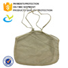 Wholesale pp leon nylon drawstring mesh bag,mesh tote bag