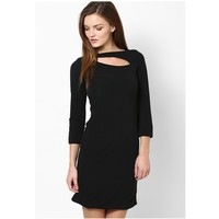 rock and roll black koti style girl dress