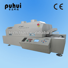 led reflow soldering machine /taian puhui/Reflow Oven mini, infrared ic heater /station soudur t960