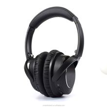 Customized brand wholesale price high quality active noise cancelling wireless bluetooth headset bluetooth headphone ANC01