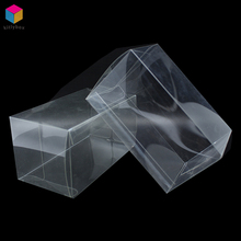 Retail Clear Plastic Gift Package Box Packing PVC Boxes