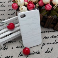 Sublimation 3D phone case for iphone 4/4s,blank cell phone case for iphone 4,3D phone case