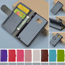 Luxury high quality Original J&R Brand Flip Leather Case Cover For Samsung Galaxy S2 II i9100 with wallet and card holder