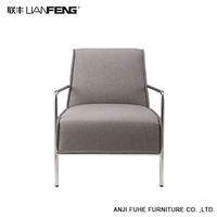 Living room funiture fabric material sofa with most suitable price