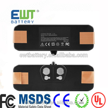 EWT Brand Battery accessories battery CHARGER/PCM/ BMS / WIRES/battery charger plug connector / Color PVC sleeve