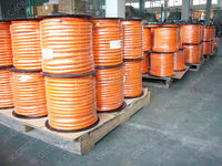 fire resistance ultra-flex rubber/pvc welding cable
