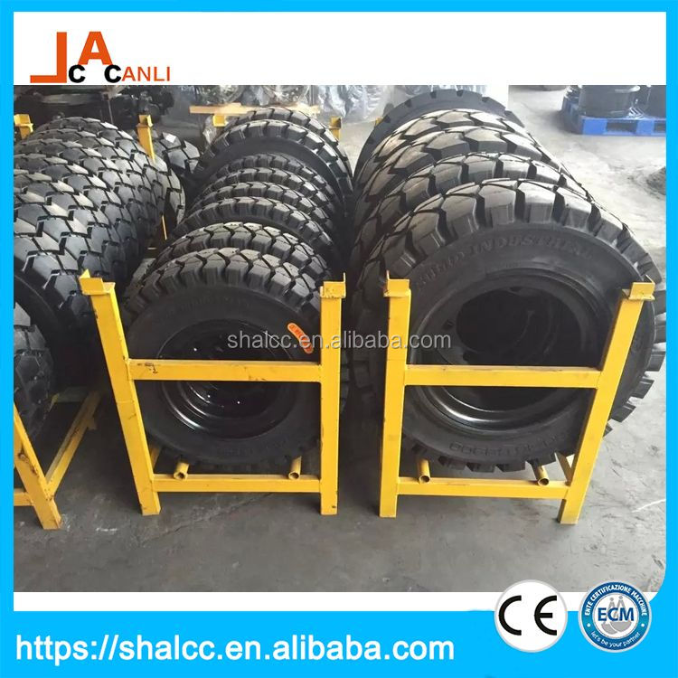 Cheap full small forklift roller wheel sale