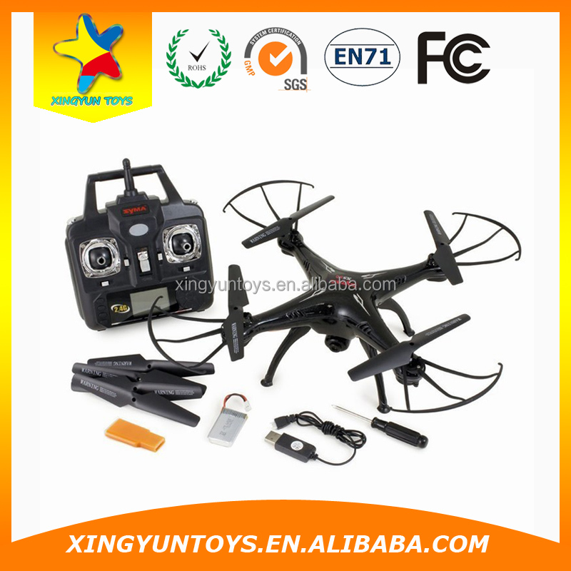 wholesale syma factory X5SC 2.4G 4-CH RC Quadcopter 2MP Camera Remoto Control Helicopter