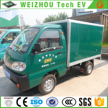 mini trucks pickup truck China electric cargo van for sale
