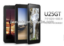 Cube U25GT 7 inch Tablet PC Android 4.2 RK3168 Cortex-A9 Dual core 1024x600 Capacitive Touch Screen Camera 512MB+8GB WiFi MID