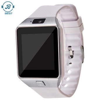 2018 New Sim Card smart watch DZ09 With Camera smart watch support facebook for mobile phones