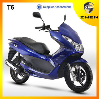 T6 znen motor cheap scooters 150cc gas scooter 125cc for Cheap gas motor scooters