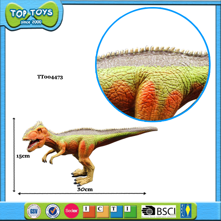 Realistic wholesale plastic pvc walking dinosaur toys for kids