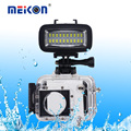Wholesale Gopros waterproof LED light underwater Diving Light Waterproof 40M for GoPro Hero 4 3+/3/2/1, Xiaomi yi