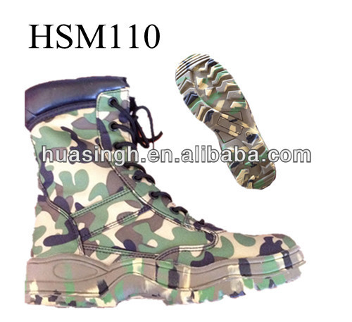 LX,sniper wear woodland environment camouflage series waterproof 8 inch hunting boots