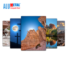 New Exterior Decorative Wall Panels For Billboard/Signage/Shop/Salon/Event/Show